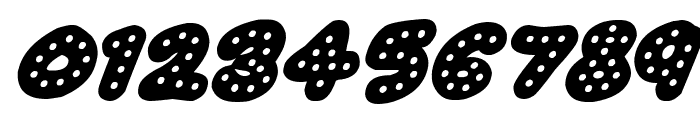 Gingerbread Italic Font OTHER CHARS