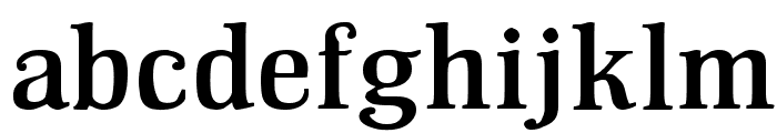 GM Hightop Demoversion Font LOWERCASE