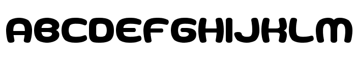 Goma Cookie__G Font UPPERCASE
