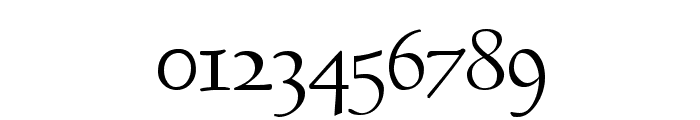 GoudyHundred Font OTHER CHARS