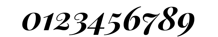 Playfair Display SC 700italic Font OTHER CHARS