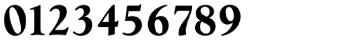 Goudy Serial ExtraBold Font OTHER CHARS