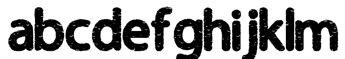 GreatCamp Font LOWERCASE