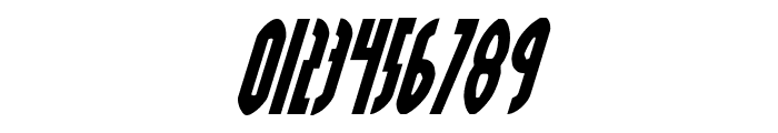 Grendel's Mother Italic Font OTHER CHARS