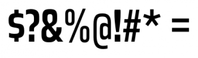 Great Escape Narrow Regular Font OTHER CHARS