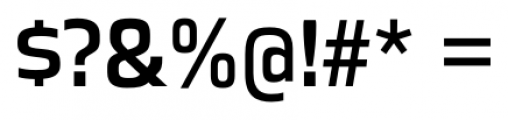 Great Escape Regular Font OTHER CHARS