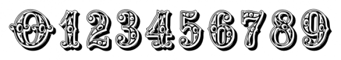 GrotesqueSalloon Regular Font OTHER CHARS