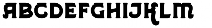 Greene And Hollins No4 Font LOWERCASE