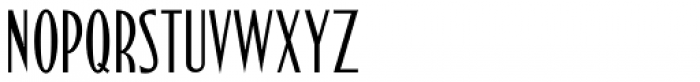 Greenwich Village JNL Font LOWERCASE