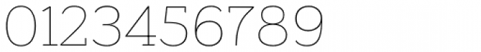 Grenale Slab Ext Thin Font OTHER CHARS