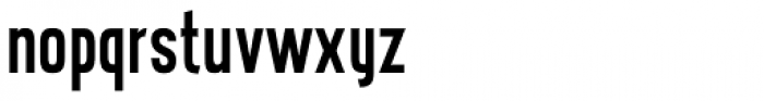 GT Hydropower Extracondensed Font LOWERCASE