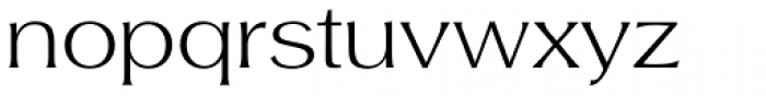 Havenbrook 8 Expd Font LOWERCASE