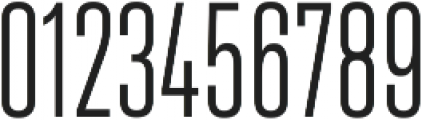 HeadingProUltracomp Light otf (300) Font OTHER CHARS