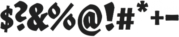 Herb Condensed Bold otf (700) Font OTHER CHARS