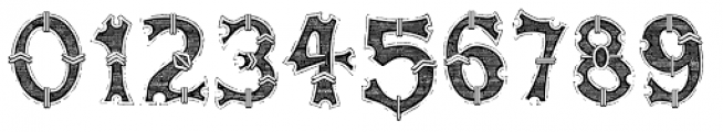 Henry8 Font OTHER CHARS