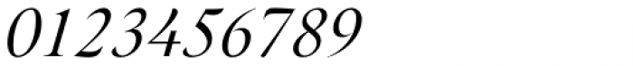Hermann Italic Font OTHER CHARS