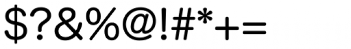 Hiragino Sans Rounded (Maru Gothic) ProN W4 Font OTHER CHARS