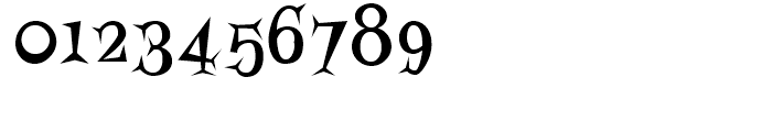 Horsefeathers Regular Font OTHER CHARS