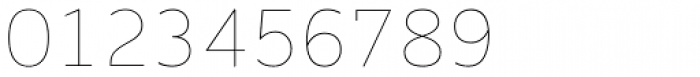Houschka Rounded Alt Thin Font OTHER CHARS