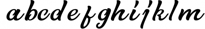 Hurley 1967 Family 3 Font LOWERCASE