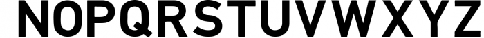 Hurley 1967 Family Font LOWERCASE