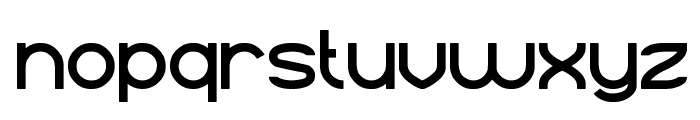 Indonesia Font LOWERCASE
