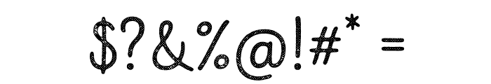 Intro Script R H2 Base Font OTHER CHARS