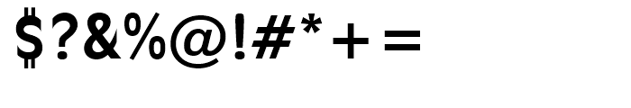 Incised 901 Bold Font OTHER CHARS
