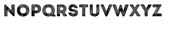 Intro Rust Line Base Font LOWERCASE