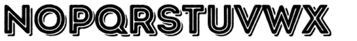 Intro Rust Base Line Shade Font LOWERCASE