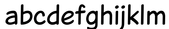 Jarble Font LOWERCASE