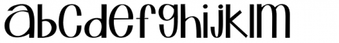 Janda Truly Madly Deeply Font LOWERCASE