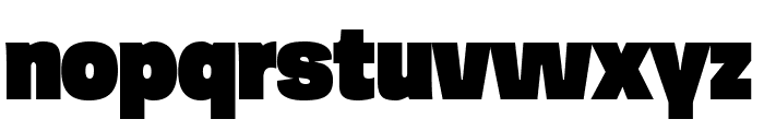 Josef reduced Ultra Font LOWERCASE