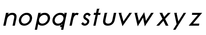 JP Designs Personal Use Bold Italic Font LOWERCASE