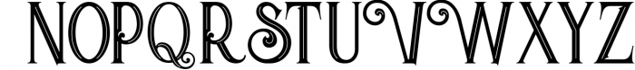 Just Marriage Font Duo Font UPPERCASE