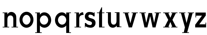 JustOldFashion-Condensed Font LOWERCASE