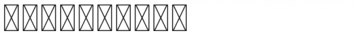Judgement Icons Font OTHER CHARS