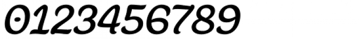 Juno Italic Font OTHER CHARS