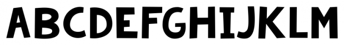 KG Summer Storm Smooth Font LOWERCASE