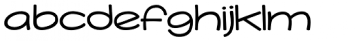 KG Tightrope Font LOWERCASE