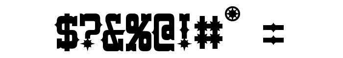 Lassiter Font OTHER CHARS