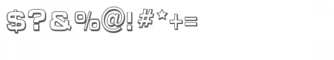 ld foundation Font OTHER CHARS