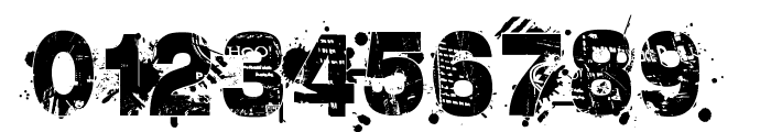 Liberty City Ransom Font OTHER CHARS