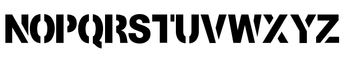 Lost-Highway Font LOWERCASE