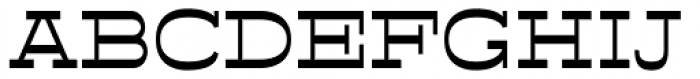 Lodge Font UPPERCASE