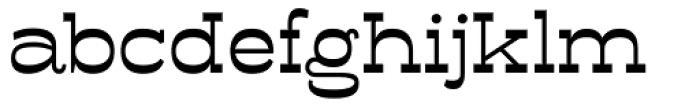 Lodge Font LOWERCASE