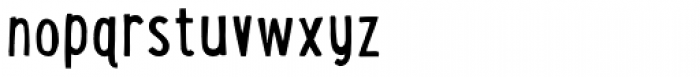 LunchBox Font LOWERCASE