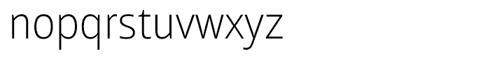 Mayberry WGL Light Font LOWERCASE