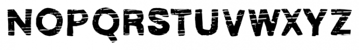 Macabro Style Font LOWERCASE