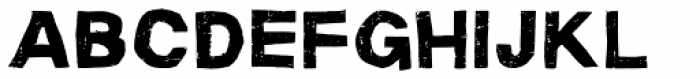 Macabro Font LOWERCASE